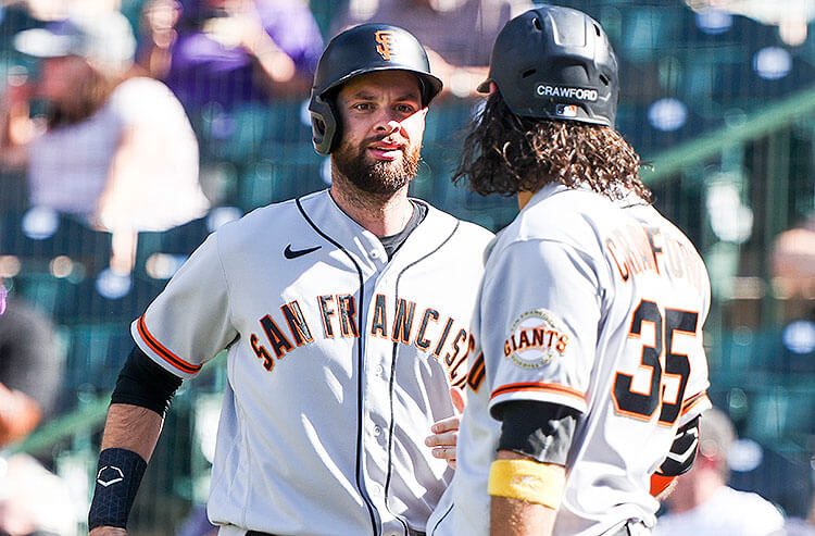 2021 World Series Odds: Giants Remain No. 2 Behind Rival Dodgers