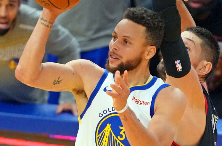 Rockets vs Warriors Picks: Curry to the Rescue