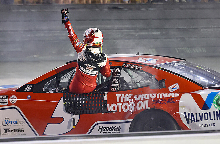 NASCAR Cup Series Odds: Larson Shortens Odds Heading Into Round of 12