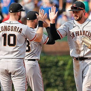 Kris Bryant Evan Longoria San Francisco Giants MLB