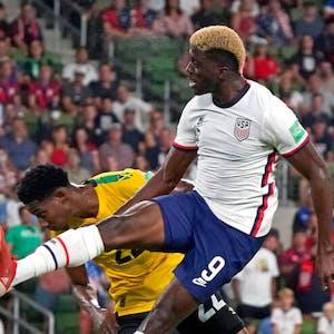 Gyasi Zardes USMNT soccer