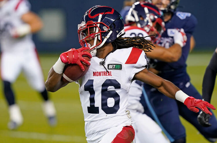 Alouettes vs Redblacks Week 11 Picks and Predictions: Trust the Alouettes, Even Without Adams Jr.