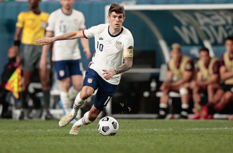 Christian Pulisic United States men's national soccer team