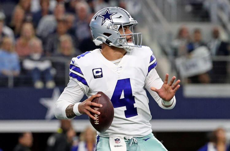 Dallas Cowboys 2021 NFL Betting Preview: Back the Dak Attack