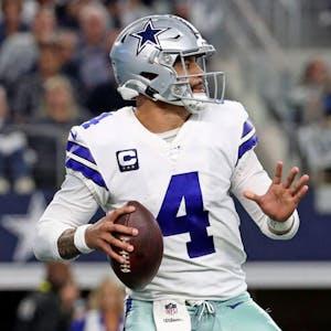 Dak Prescott Dallas Cowboys NFL
