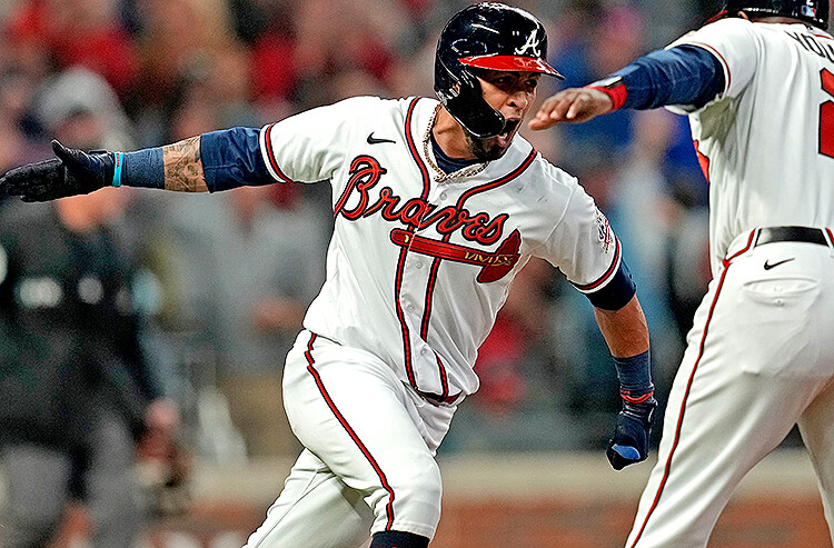 Braves vs Astros World Series Game 1 Prop Bets: Rosario Going Deep Pays Well