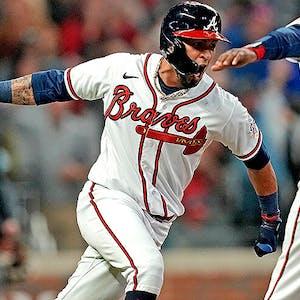 Eddie Rosario Atlanta Braves MLB