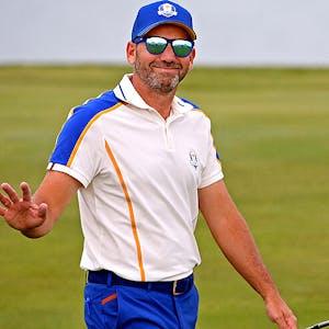 Sergio Garcia PGA Tour