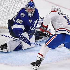 Andrei Vasilevskiy Tampa Bay Lightning NHL