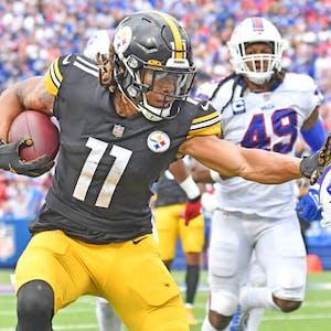Chase Claypool Pittsburgh Steelers NFL