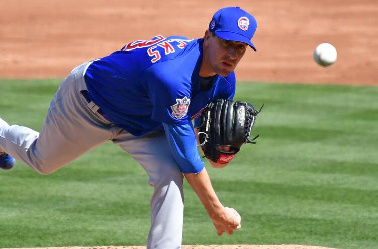 Kyle Hendricks MLB Chicago Cubs