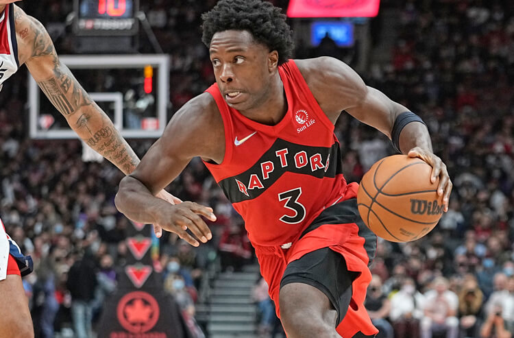 Raptors vs Celtics Picks and Predictions: Raps' Offense Could Be in for Long Season