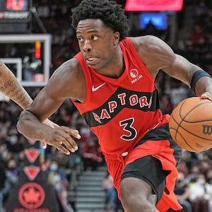 OG Anunoby Toronto Raptors NBA