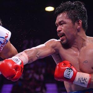 Manny Pacquiao Yordenis Ugas boxing betting