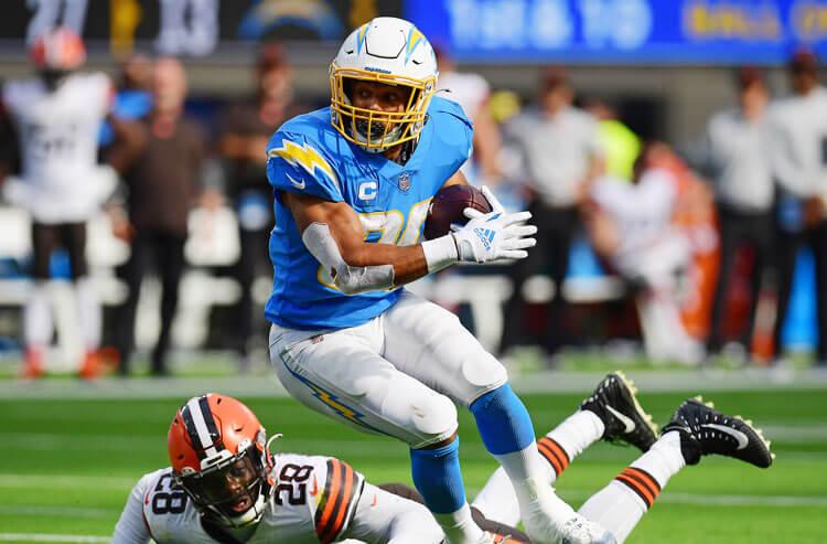 Austin Ekeler Los Angeles Chargers NFL