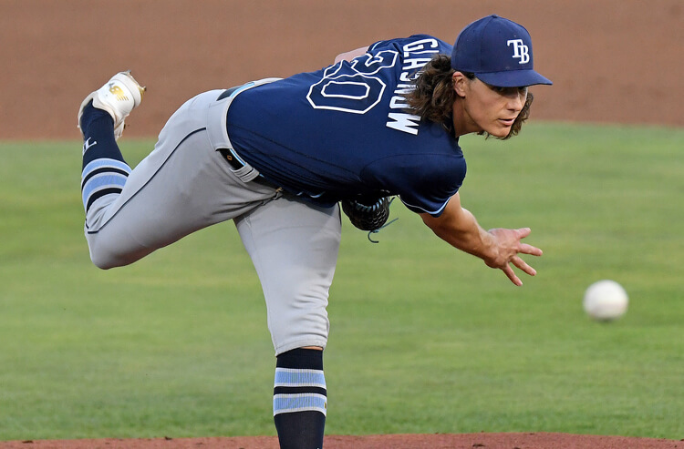 Today's MLB Prop Bets, Picks and Predictions: Glasnow Throws Heat