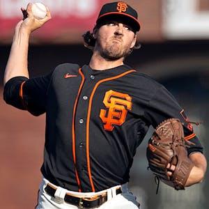 Kevin Gausman San Francisco Giants MLB
