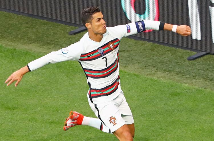 Updated Euro Top Scorer Odds: Ronaldo Shows Value