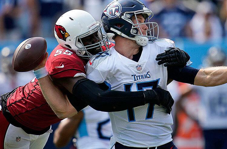 NFL Defensive Player of the Year Award Odds: Chandler Jones Soars Up Board
