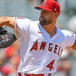 Patrick Sandoval Los Angeles Angels MLB
