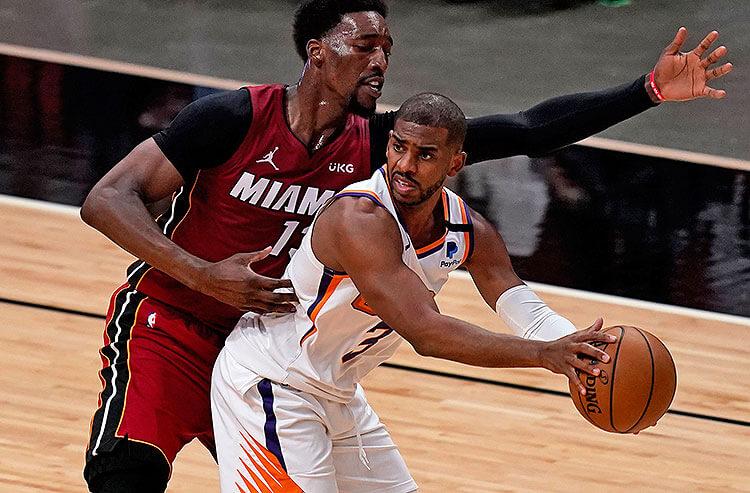 Chris Paul Phoenix Suns NBA
