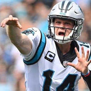 Sam Darnold Carolina Panthers NFL