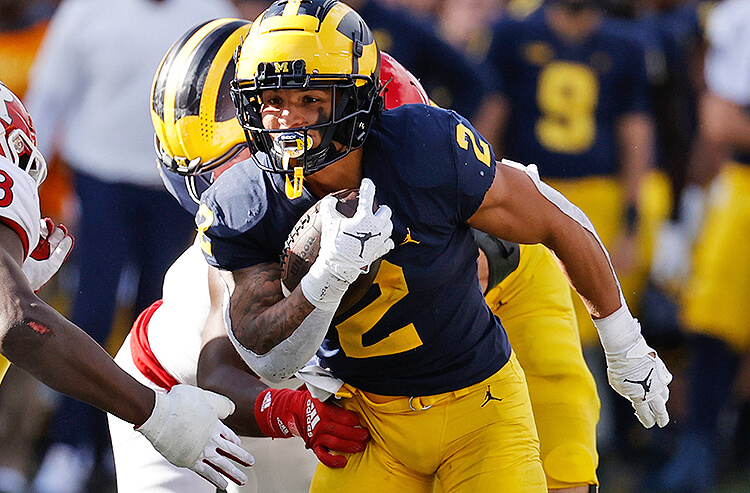 Northwestern vs Michigan Picks and Predictions: UM Won't Be Caught In Trap Game