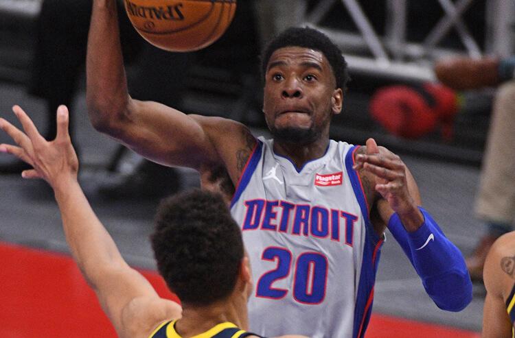 Josh Jackson NBA Detroit Pistons