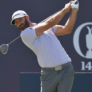 Dustin Johnson PGA Tour