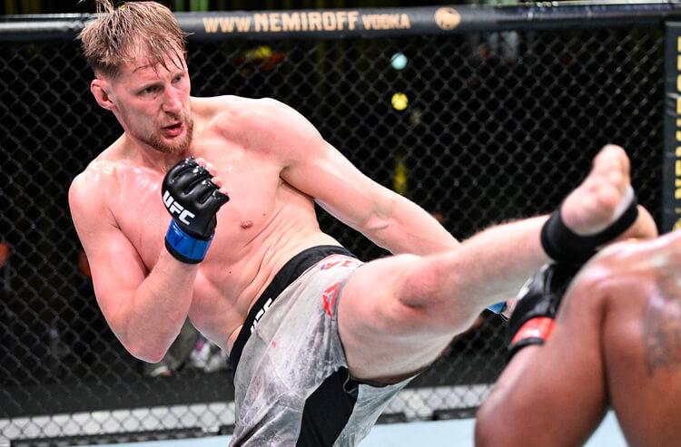 UFC Fight Night Gane vs Volkov Picks: Derailing a Rising Star?