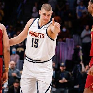Nikola Jokic Denver Nuggets NBA props