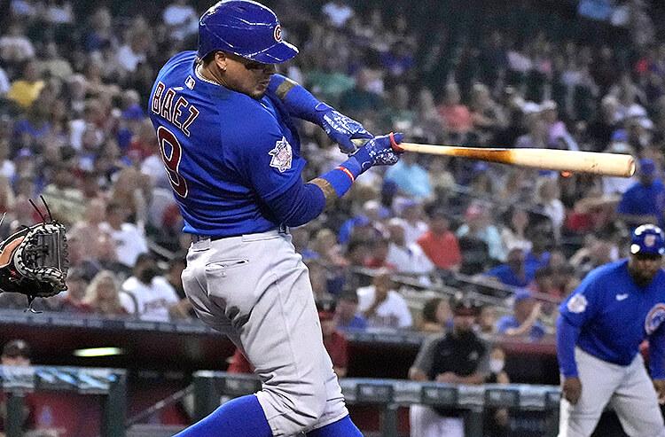Javier Baez Chicago Cubs MLB