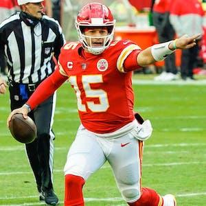 Patrick Mahomes Kansas City Chiefs NFL