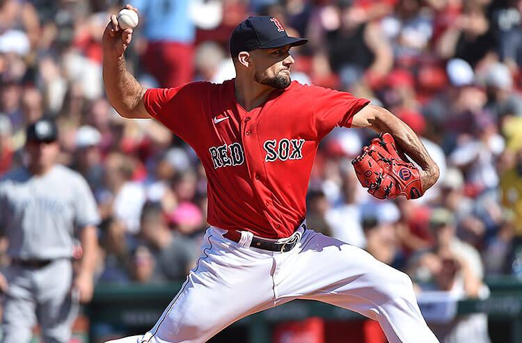 Nathan Eovaldi Boston Red Sox MLB