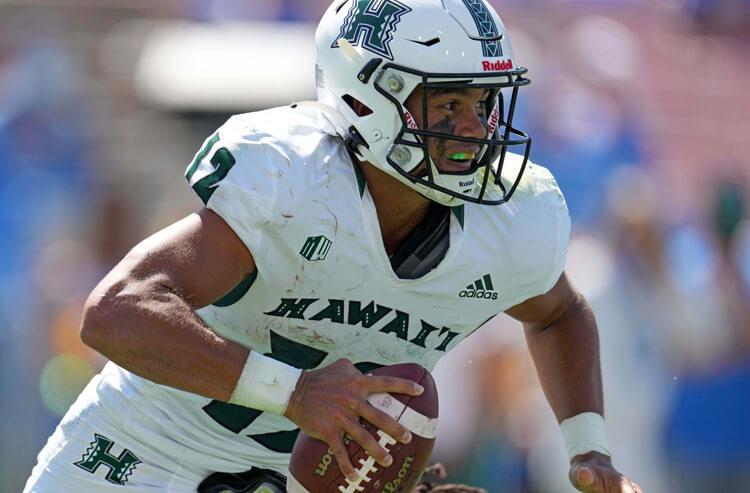 New Mexico State vs Hawaii Picks and Predictions: Is Hawaii Offense Ready for War?