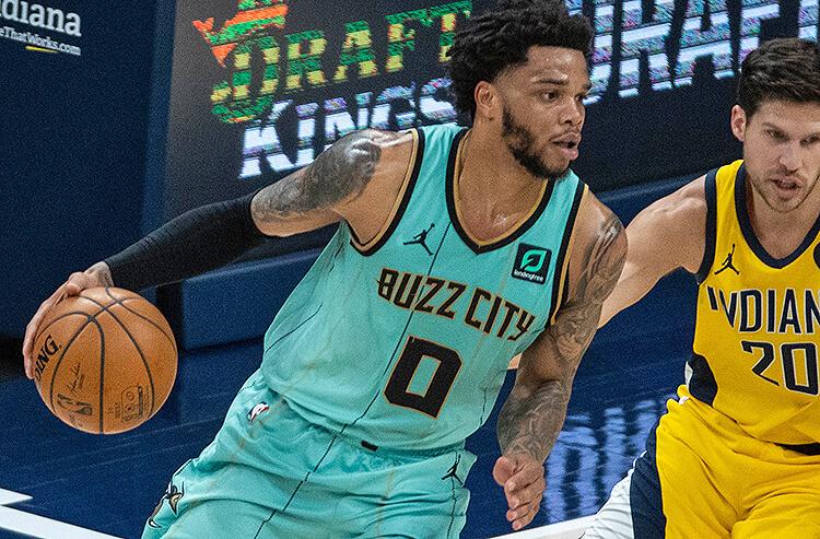 Miles Bridges Charlotte Hornets NBA