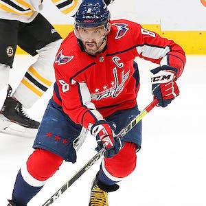 Alex Ovechkin Washington Capitals NHL