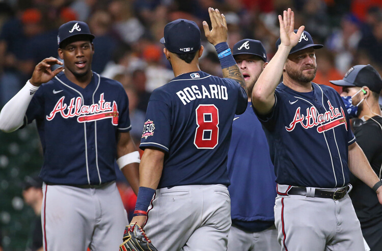 2021 World Series Odds: Braves Strike First
