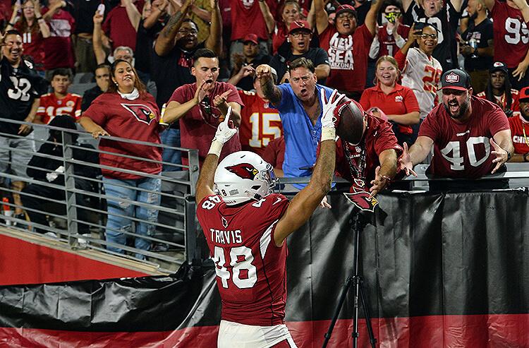 Ross Travis Arizona Cardinals NFL