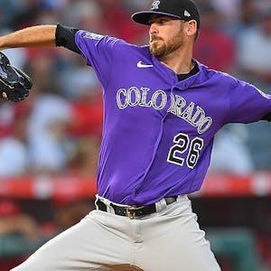 Austin Gomber Colorado Rockies MLB