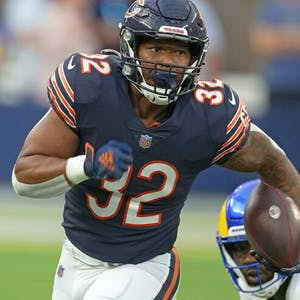 David Montgomery NFL Chicago Bears