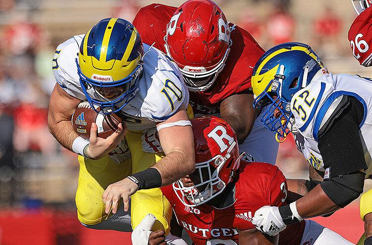 Rutgers vs Michigan Picks and Predictions: Scarlet Knights Hang Tough as Big 'Dogs