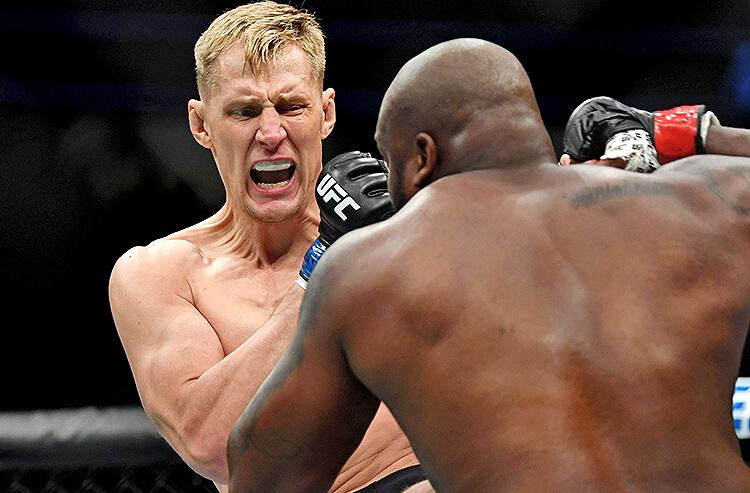 UFC Fight Night Odds: Gane vs Volkov headlines June 26