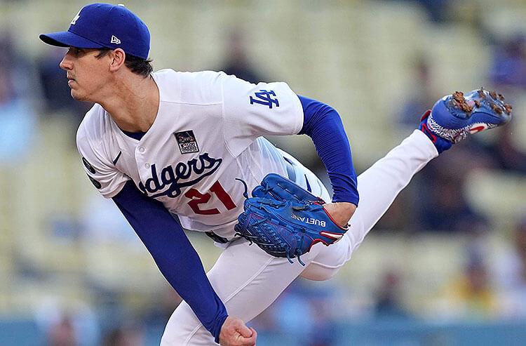 Walker Buehler Los Angeles Dodgers MLB
