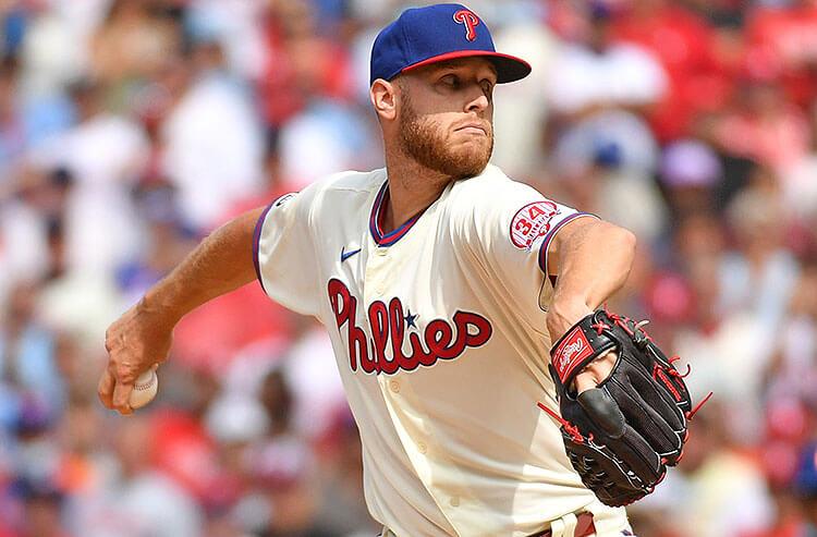 Zack Wheeler Philadelphia Phillies MLB