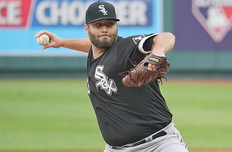 Lance Lynn Chicago White Sox MLB