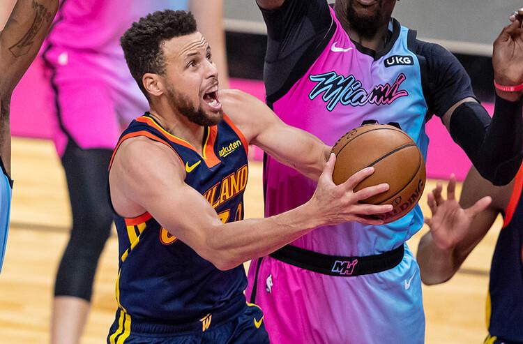 Warriors vs Raptors Picks: Chef Curry Gets Cooking