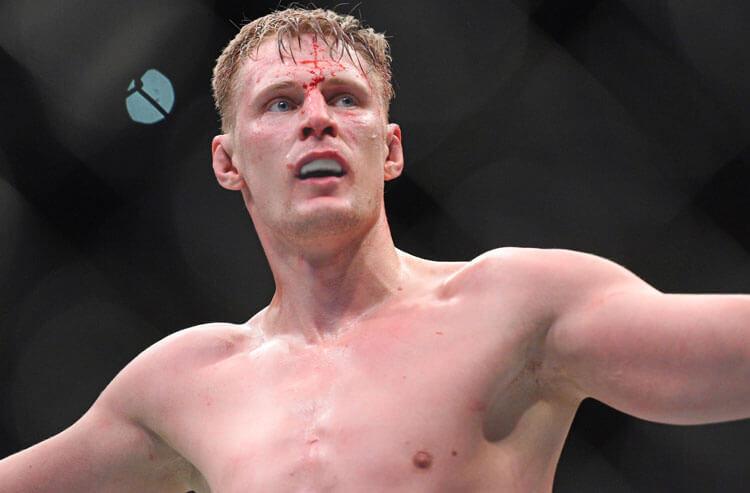UFC 267 Volkov vs Tybura Picks: Back Volkov's KO Prowess