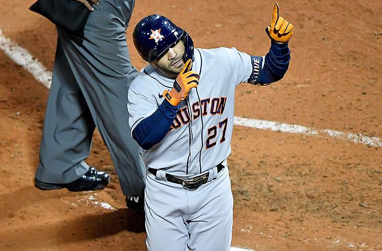 World Series MVP Odds: Houston Stars Dominate Top of Odds Board