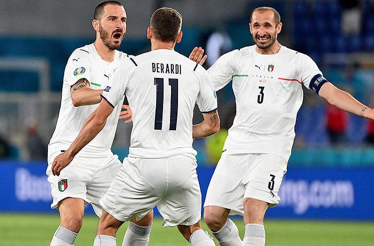 Domenico Berardi Italy Euro 2020